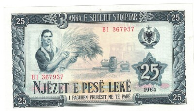 Albania, Pages World Paper Money